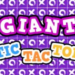 'Giant Tic Tac Toe' Game