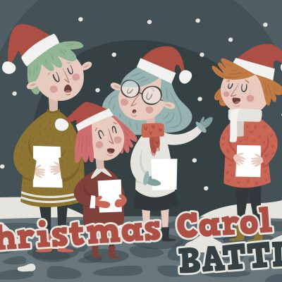 'Christmas Carol Battle' Game
