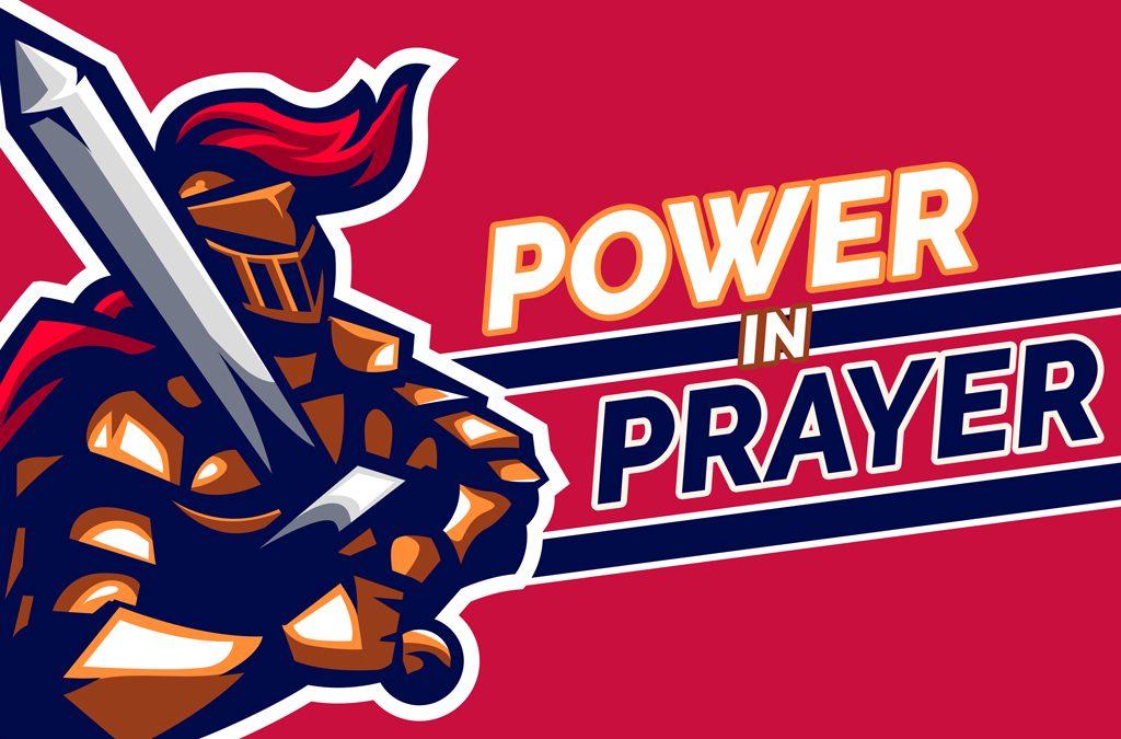 'Power in Prayer' Childrens Teaching Series