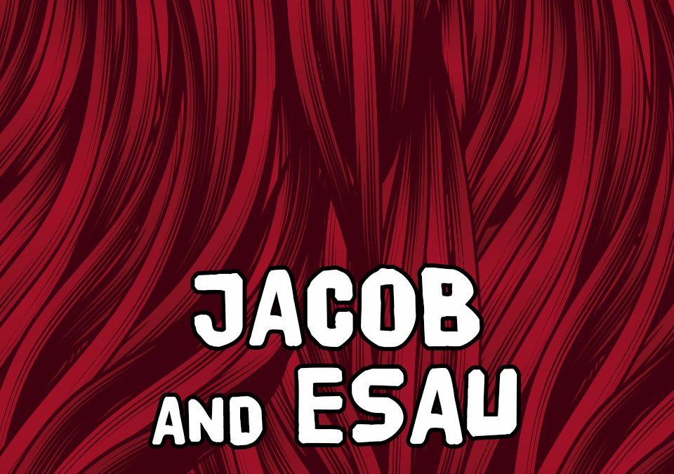 'Jacob and Esau' Bible Story Poem