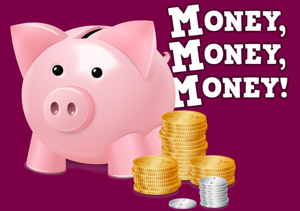 'Money Money Money' Childrens Ministry Teaching Series