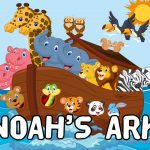 'Noah's Ark' Bible Story Poem