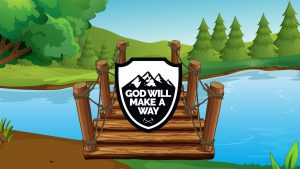 'God Will Make a Way' widescreen image for kids
