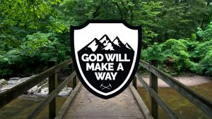 'God Will Make a Way' widescreen image for youth