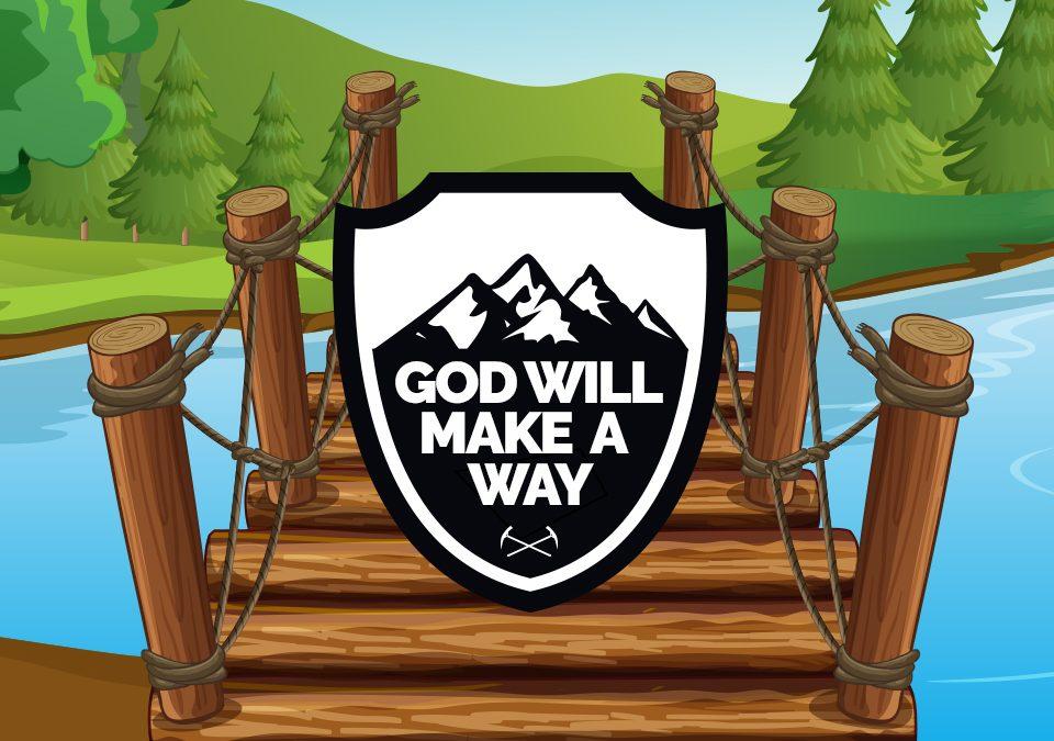 'God Will Make a Way' Childrens Lesson (John 10:7)
