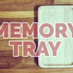 'Memory Tray' Group Game