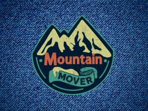 'Mountain Mover' PowerPoint image