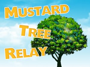 'Mustard Tree Relay' game