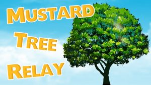 'Mustard Tree Relay' game widescreen image