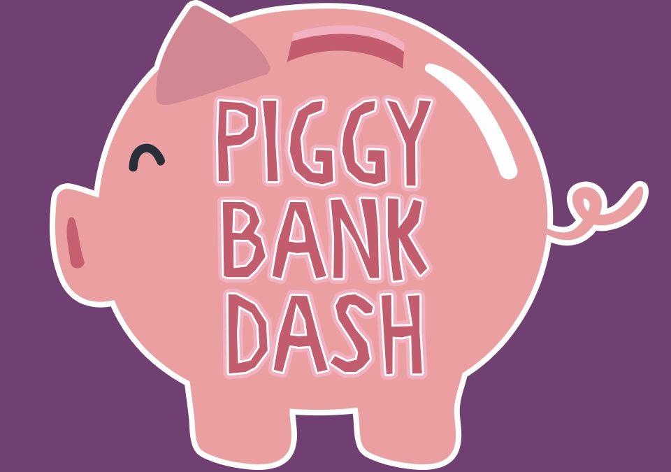 'Piggy Bank Dash' Group Game