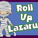 'Roll Up Lazarus' Group Game