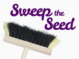 'Sweep the Seed' PowerPoint image