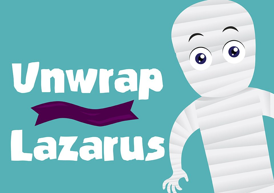 'Unwrap Lazarus' Group Game
