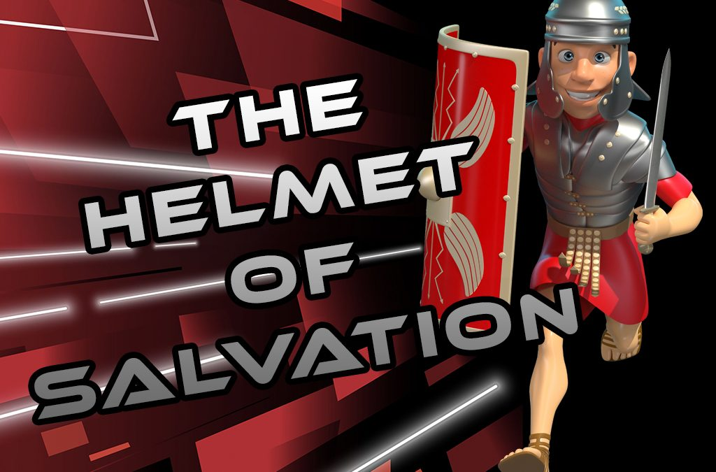 'Helmet of Salvation' Childrens Lesson (Acts 9:1-22)