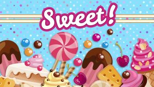 Click here for the 'Sweet!' widescreen image
