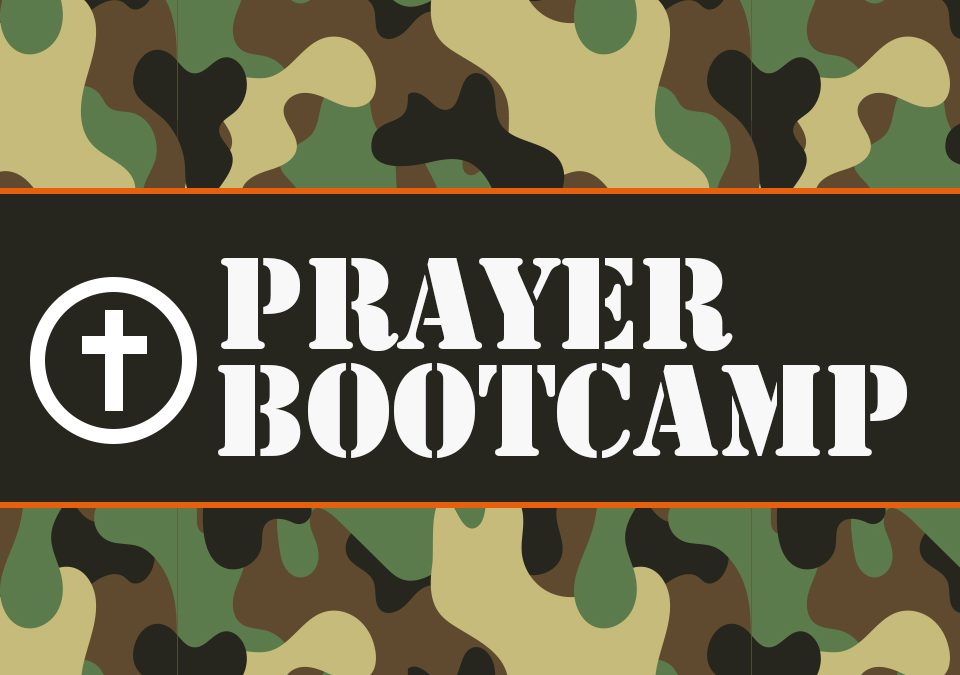 'Prayer Bootcamp' Childrens Teaching Series