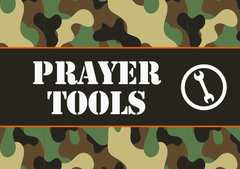 'Prayer Tools' Childrens Lesson on the Prodigal Son