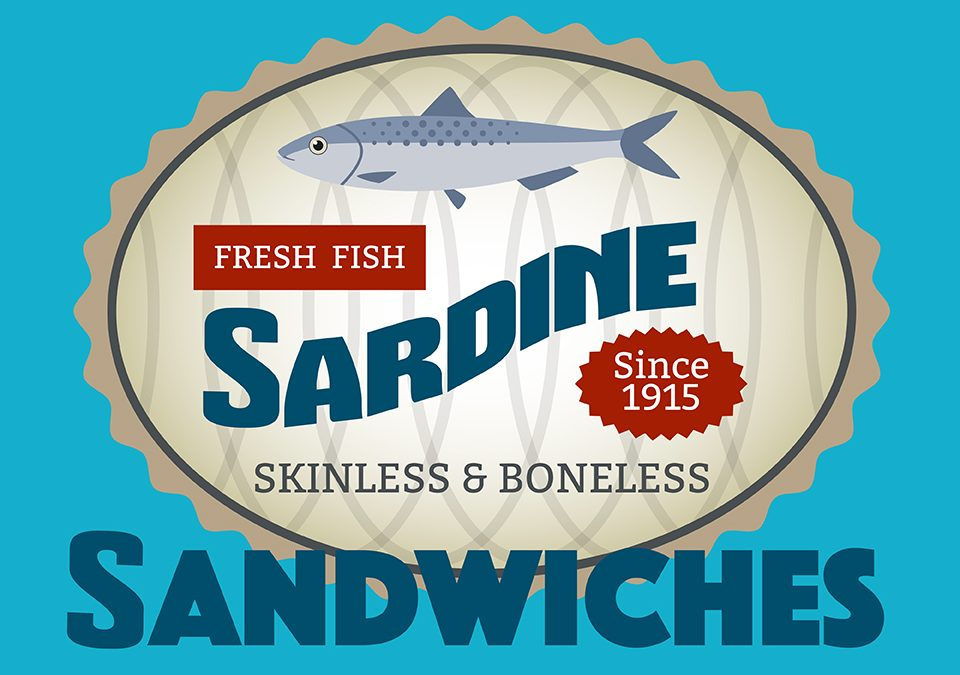 'Sardine Sandwiches' Game