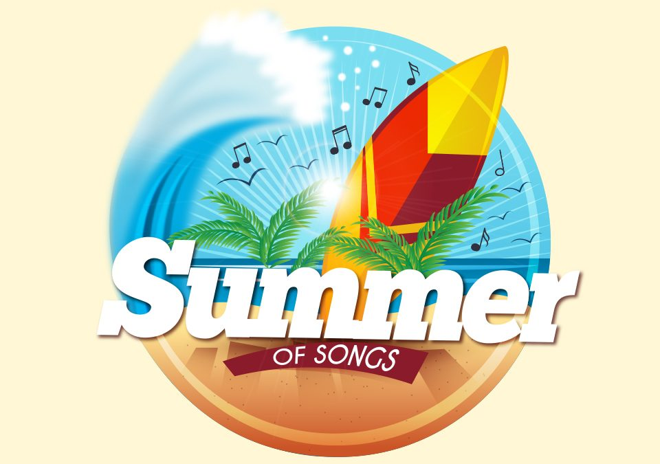 'Summer of Songs' Childrens Teaching Series on Psalms
