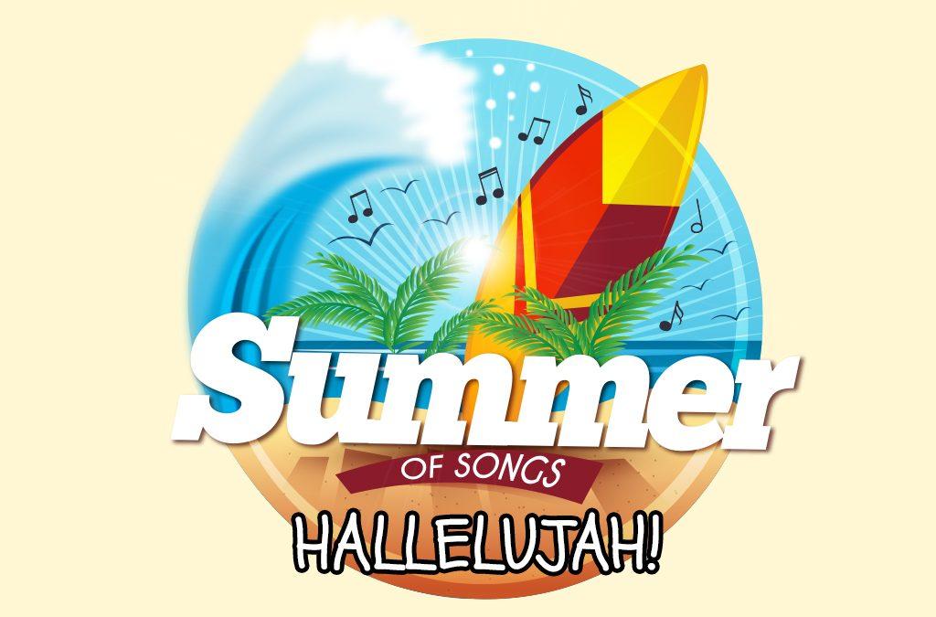 'Hallelujah!' Childrens Lesson on Psalm 150