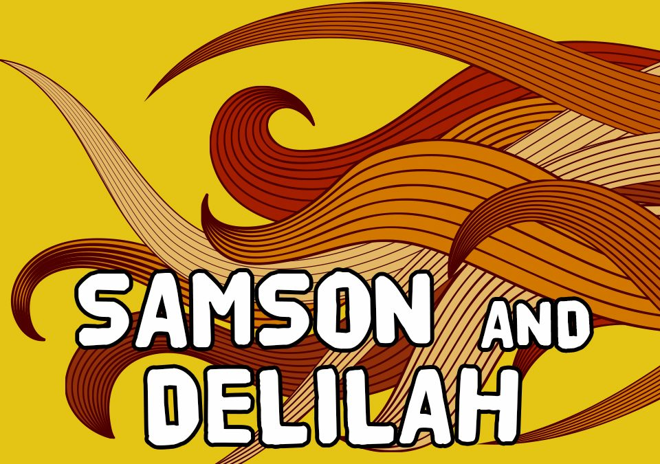 'Samson and Delilah' Bible Story Poem