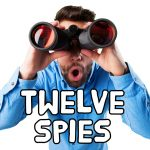 'Twelve Spies in Canaan' Bible Story Poem