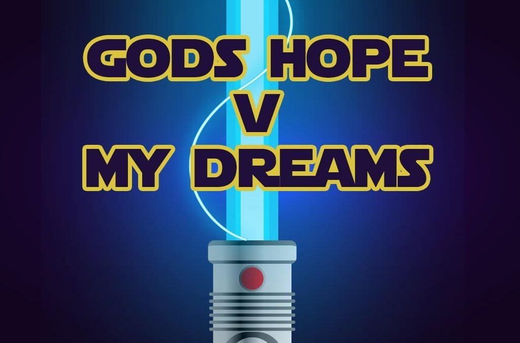'Gods Hope v My Dreams' Childrens Lesson on Joseph