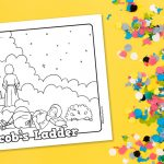 'Jacob's Ladder' Printable