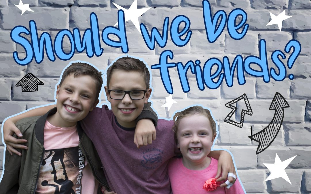 'Should We Be Friends?' Childrens Lesson on Samaritan Woman