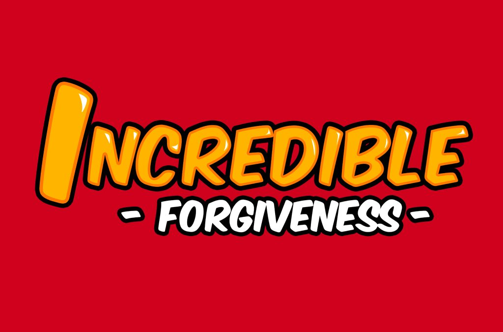 'Incredible Forgiveness' Childrens Lesson on the Prodigal Son