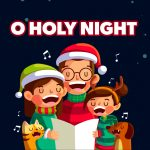 'O Holy Night' Childrens Lesson on Luke 2:8-20