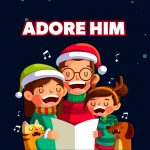 'Adore Him' Childrens Lesson