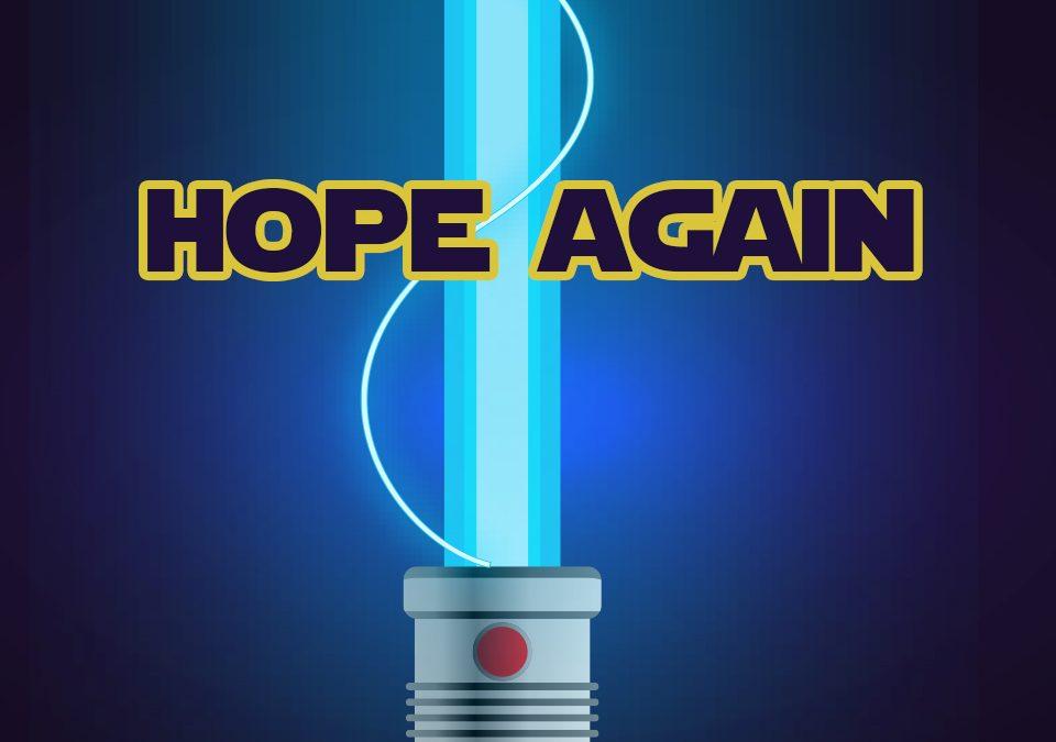 'Hope Again' Childrens Lesson on Joseph