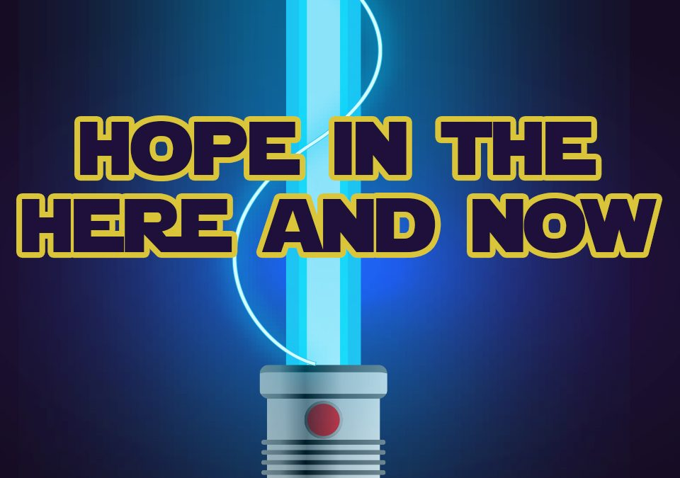'Hope in the Here and Now' Childrens Lesson on Joseph