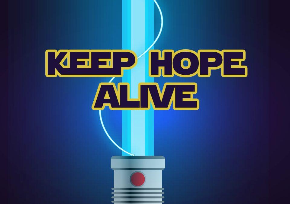 'Keep Hope Alive' Childrens Lesson on Joseph