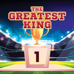 'The Greatest King' Childrens Lesson on The Triumphal Entry social media image
