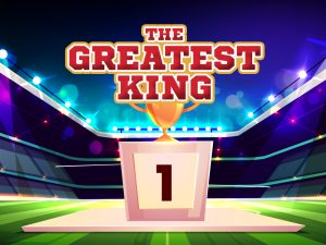'The Greatest King' Childrens Lesson on The Triumphal Entry PowerPoint image