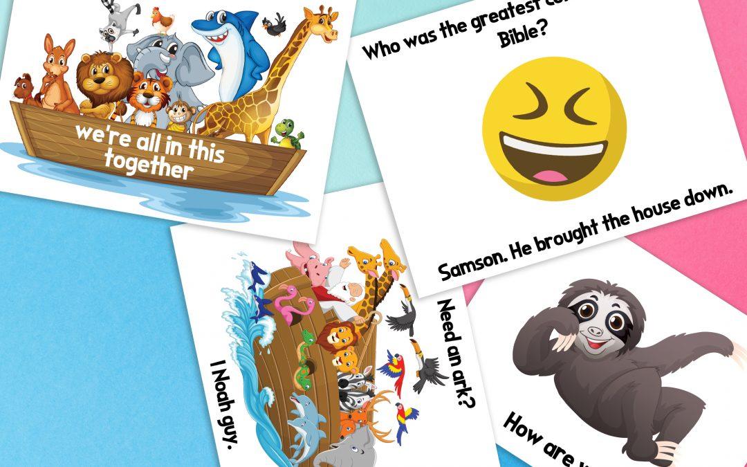 Encouragement Card Printables