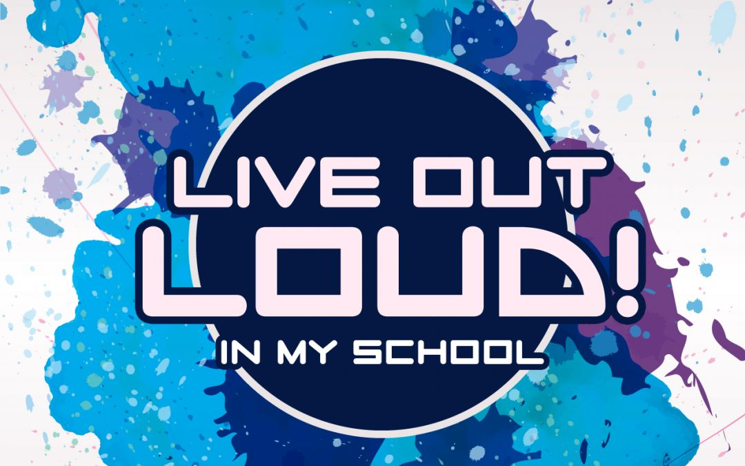 'Live Out Loud in MY SCHOOL' Lesson on Daniel 1