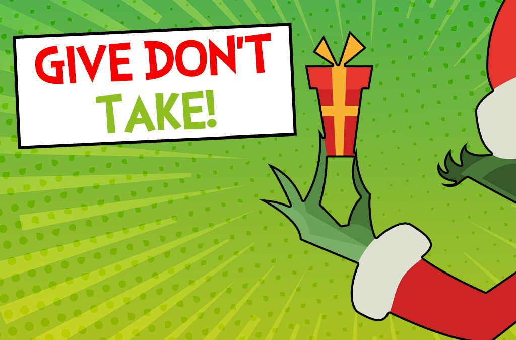 'Give Don't Take' Childrens Lesson on the Wise Men