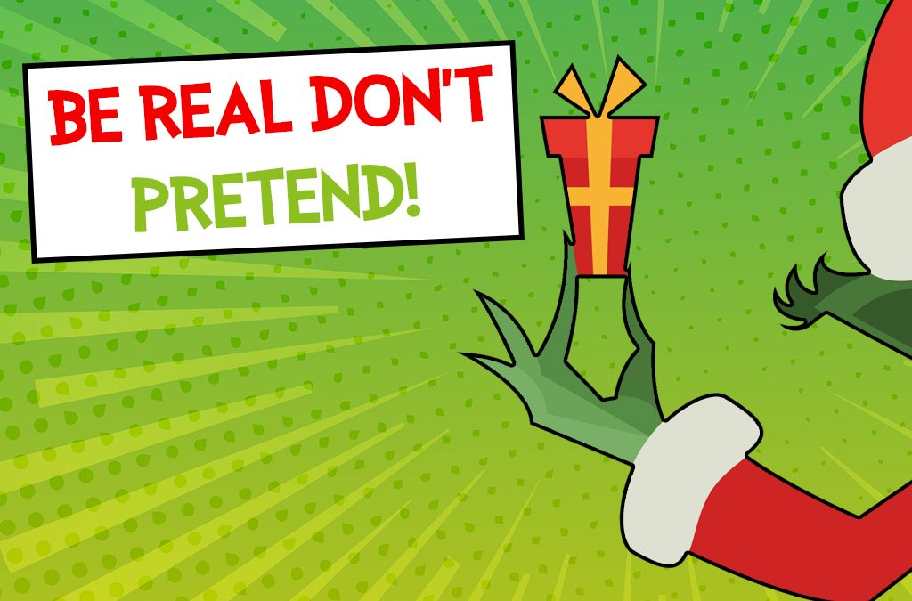 'Be Real Don't Pretend' Childrens Lesson on Mary (Luke 1:26-56)