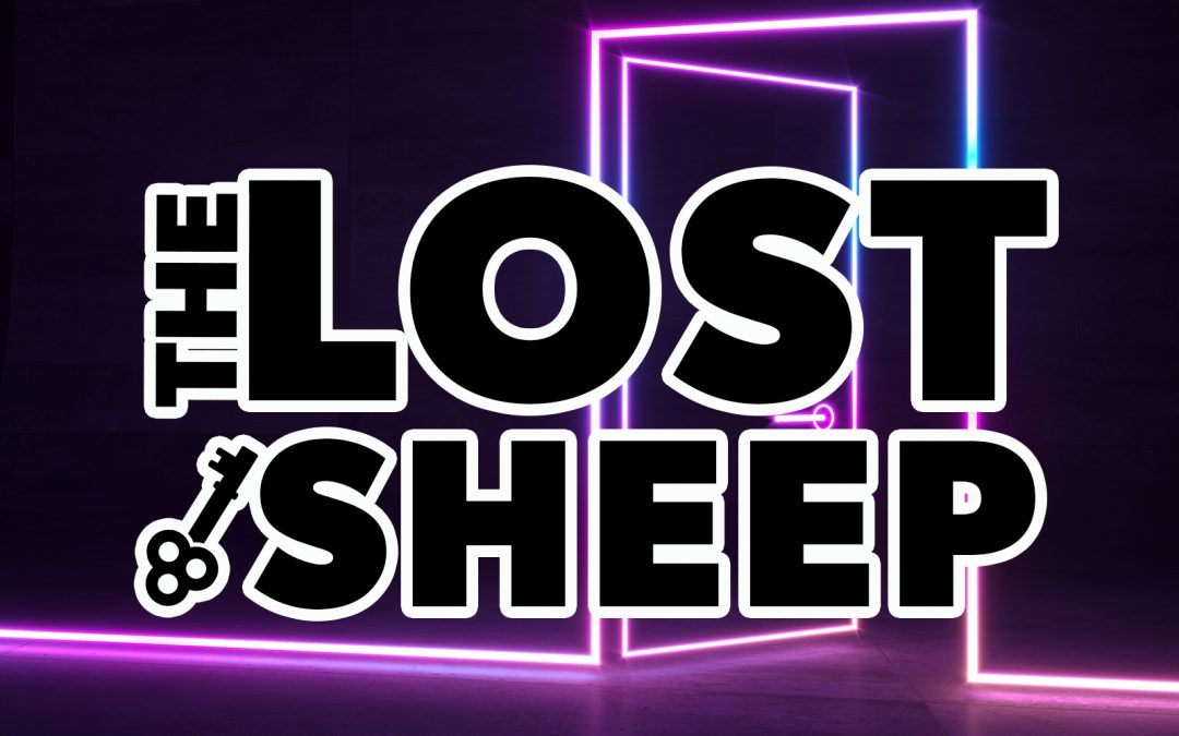 'The Lost Sheep' Childrens Lesson on Luke 15:1-7