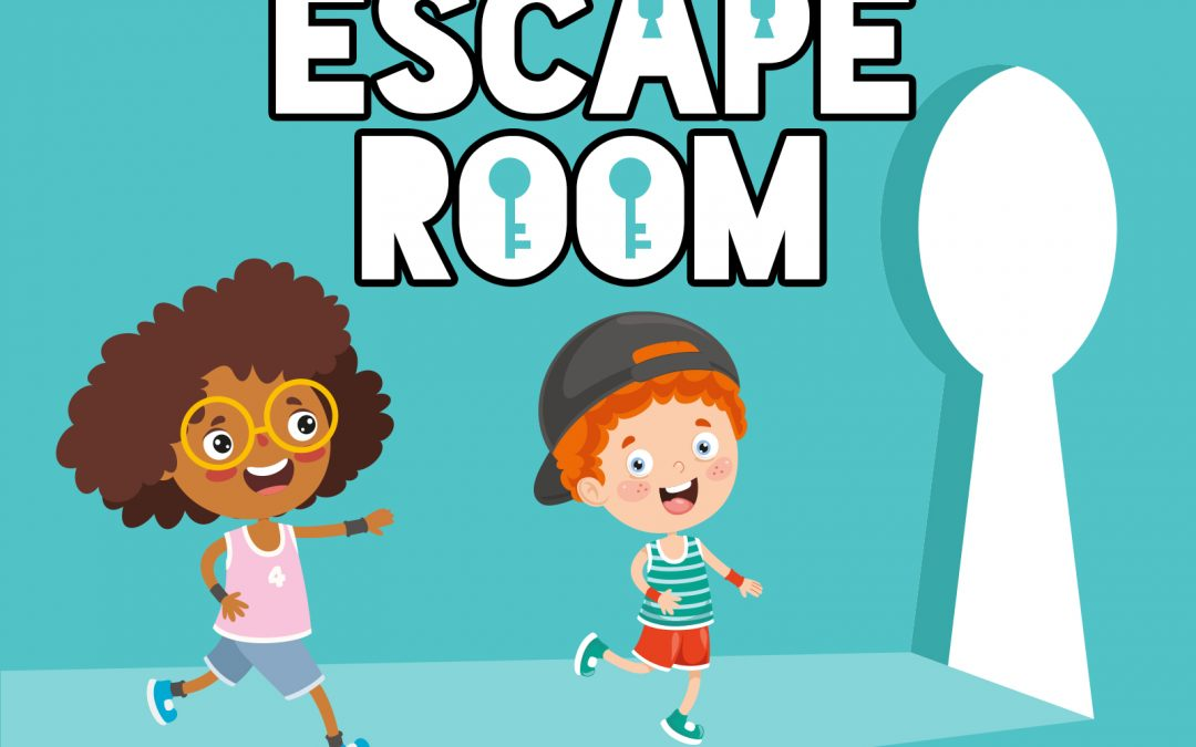 'Escape Room' 4 Week Teaching Series