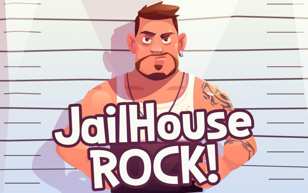 'Jailhouse Rock' 8 Week Teaching Series