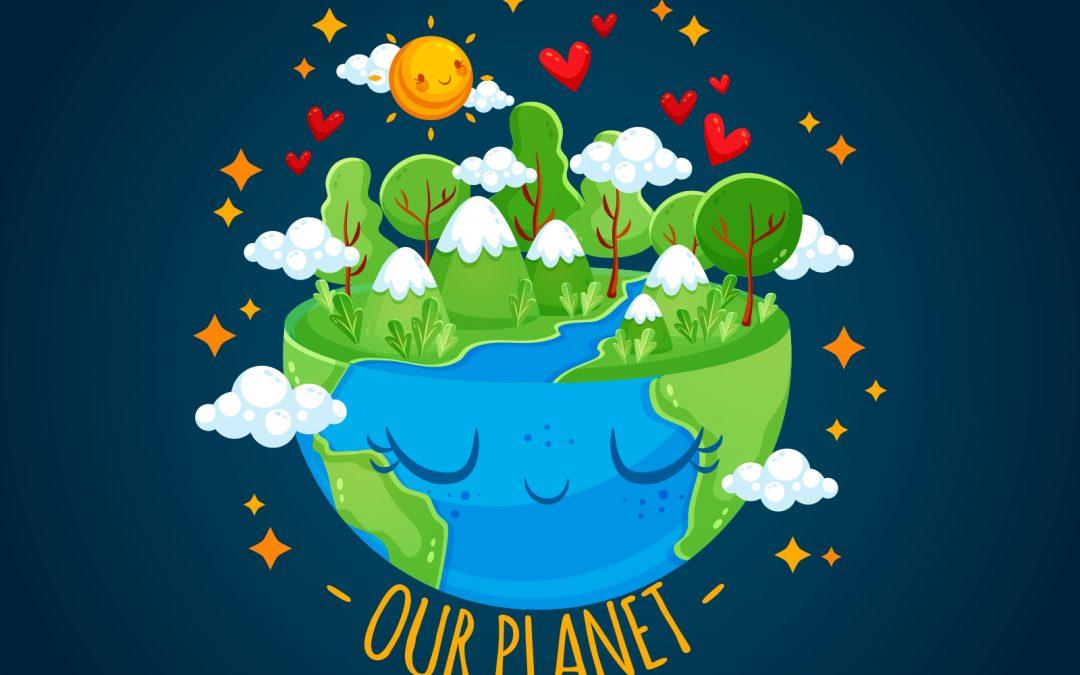 'Our Planet' 4 Week Teaching Series