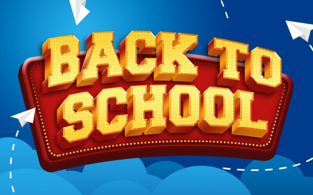 'Back to School' 4 Week Teaching Series